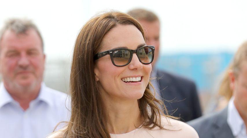 Fashionista: Herzogin Kate ist offiziell Königin der Mode!