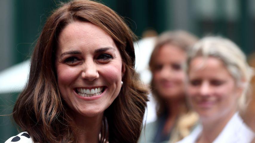 Nach Komplimenten: Herzogin Kate findet sich nicht schön!