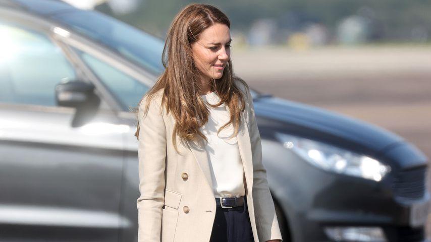 Herzogin Kate in Brize Norton, September 2021