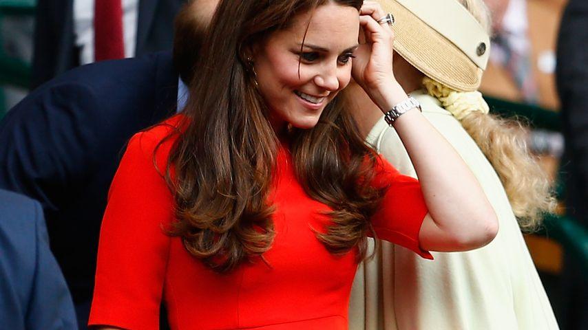 Herzogin Kate im Juli 2015