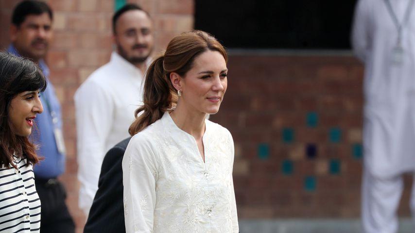 Herzogin Kate in Lahore
