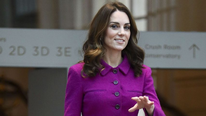 Herzogin Kate selbstkritisch: Als Mama war sie oft zu naiv