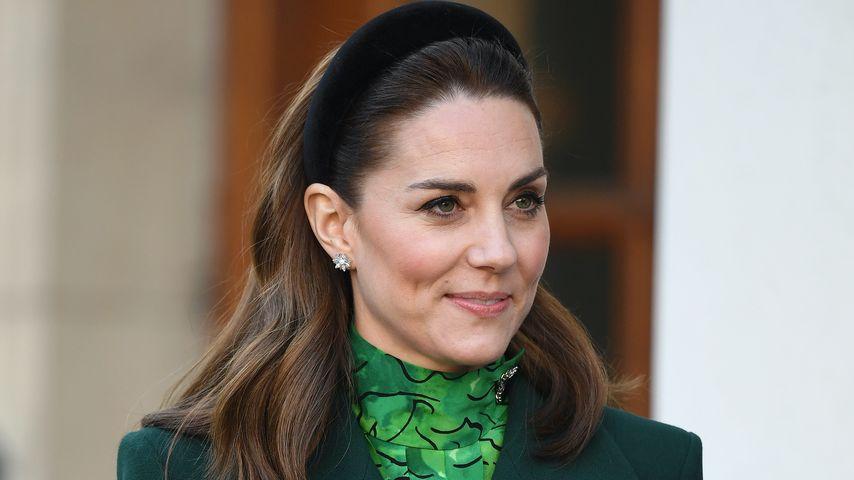 Herzogin Kate im März 2020 in Irland