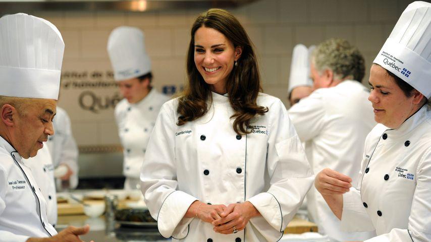 Herzogin Kate, der Chefkoch: So wird bei den Royals gegessen