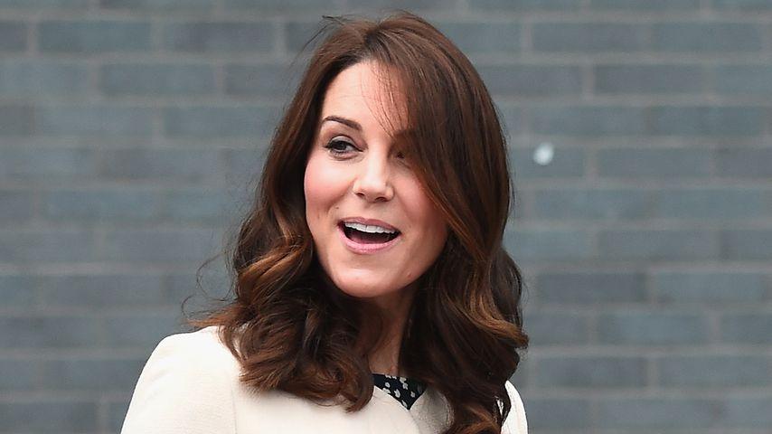Herzogin Kate in den Startlöchern: So wird Geburt ablaufen!