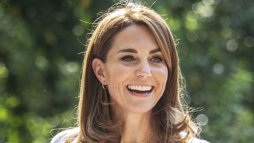 Herzogin Kate bezaubert ganz in Rosa beim Wimbledon-Finale