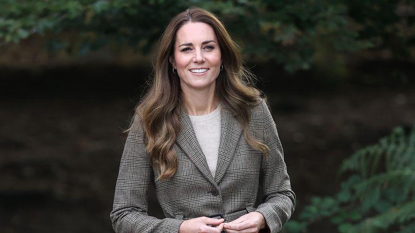Wie Meghan und Harry: Herzogin Kate plant eigenes TV-Projekt