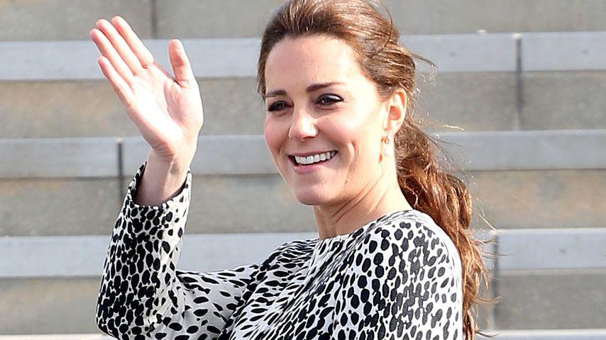 Briten sind sicher: So wird Kates zweites Baby heißen!