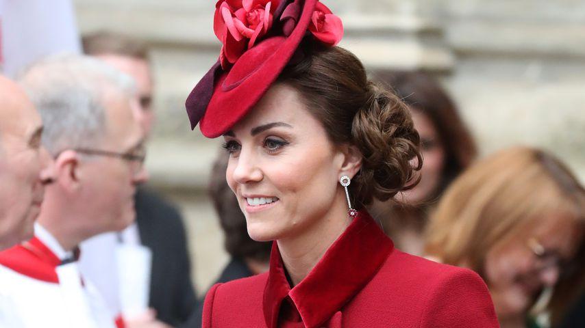Auch Herzogin Kate hatte mit dem Lockdown sehr zu kämpfen