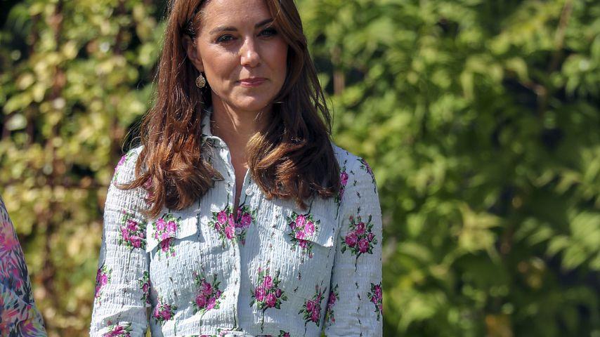So bereitet sich Herzogin Kate auf Rolle als Königin vor!