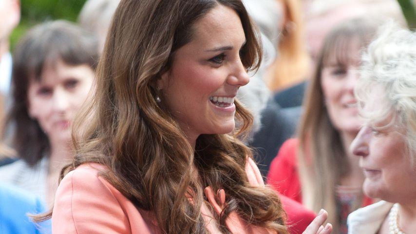 Herzogin Kate weiß das Babygeschlecht noch nicht