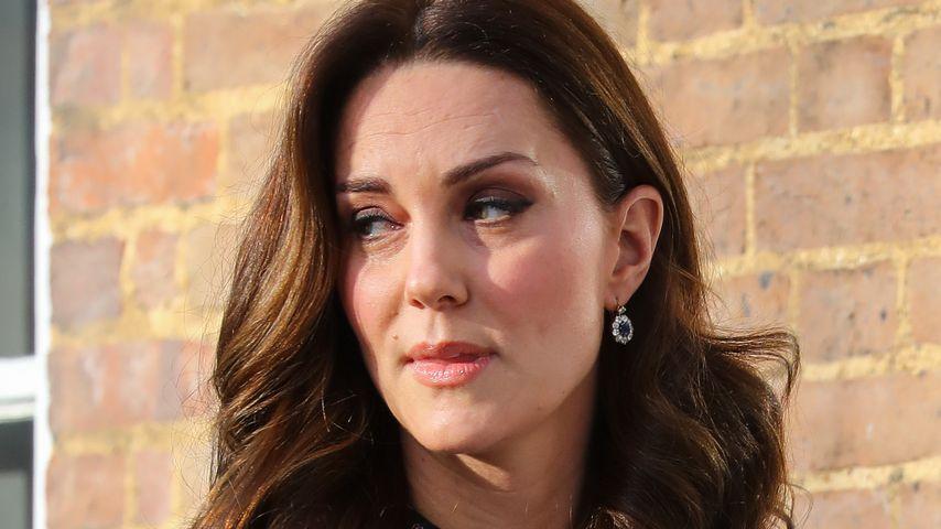 Herzogin Kate in London, November 2017