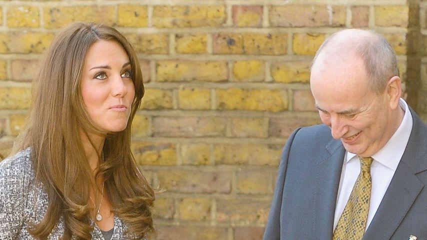Herzogin Kate: Hier wölbt sich das Baby hervor!