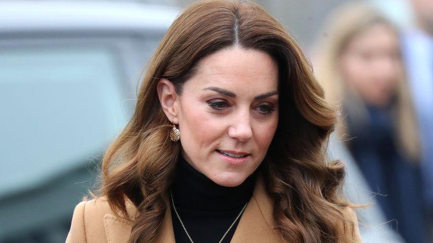 Einsam: Herzogin Kate spricht über Zeit nach Georges Geburt