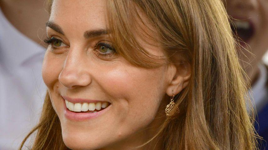 Sparfuchs: Herzogin Kate trägt Ohrringe für nur 1,70 Euro!