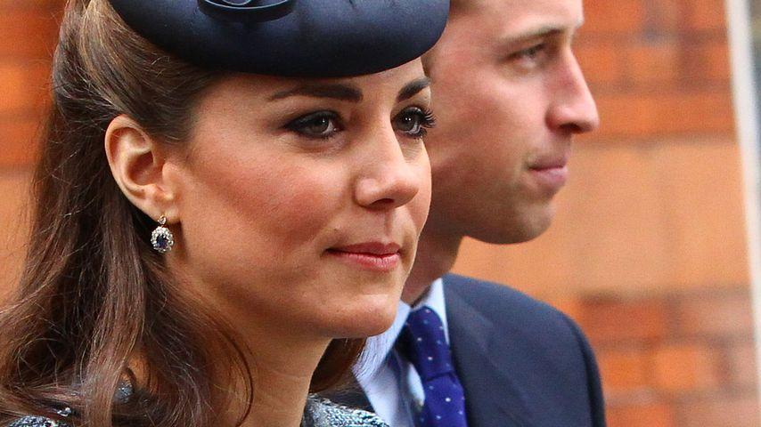 Herzogin Kate zu dünn! Hypnose soll ihr helfen