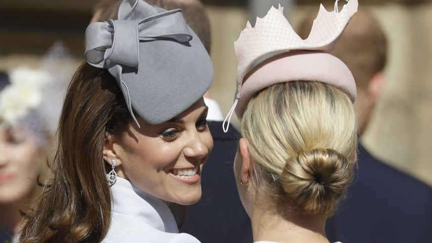 Zur Ostermesse: Herzogin Kate trägt besonderes Schmuckstück