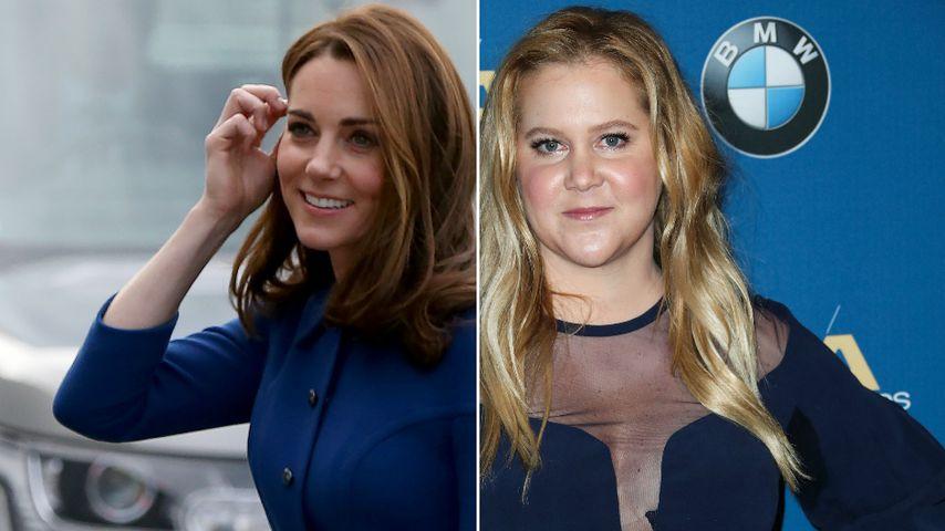 Schwanger-Probleme wie Kate: Amy Schumer liegt in Klinik!