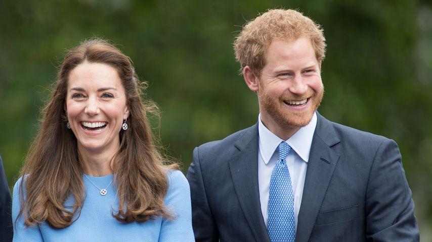 Herzogin Kate & Schwager Harry: So nahe stehen sich die zwei