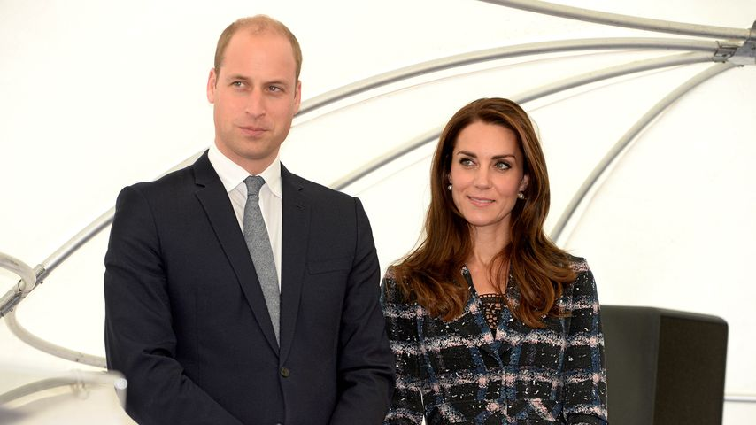 Prinz William und Herzogin Kate