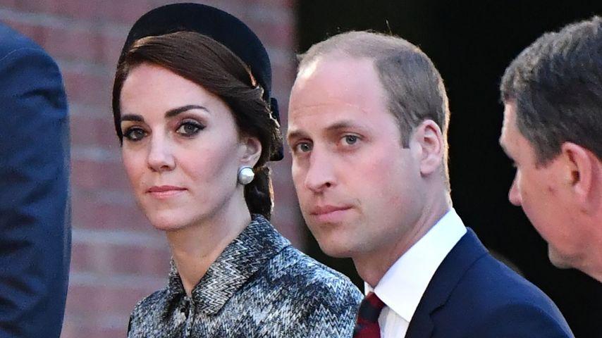 Tief gerührte Royals! William & Kate gedenken Kriegsopfern