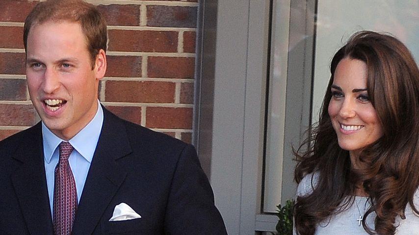 William und Kate: Pläne zum 1. Hochzeitstag!