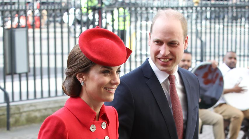 Nicht an Uni: Lernten sich Kate & William als Kinder kennen?