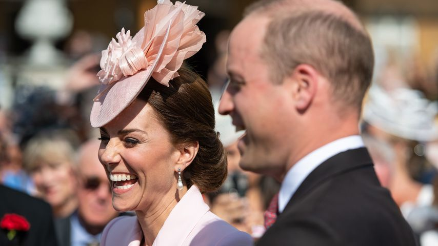 Herzogin Kate und Prinz William im Mai 2019 in London