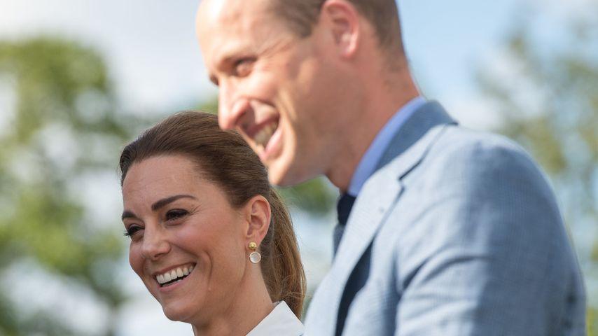 Britisches Königshaus: Prinz George strahlt an seinem 7. Geburtstag mit Zahnlücke