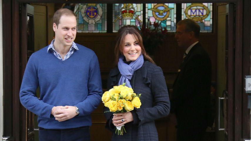 Royale Revolution: Kate will ihren Sohn stillen