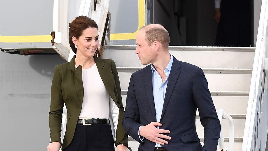Herzogin Kate und Prinz William auf Zypern