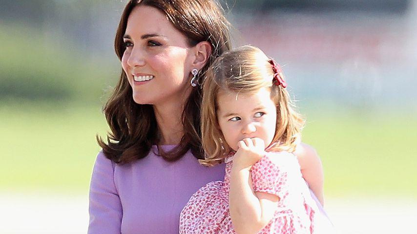 Herzogin Kate hat's verraten: Das isst Charlotte am liebsten