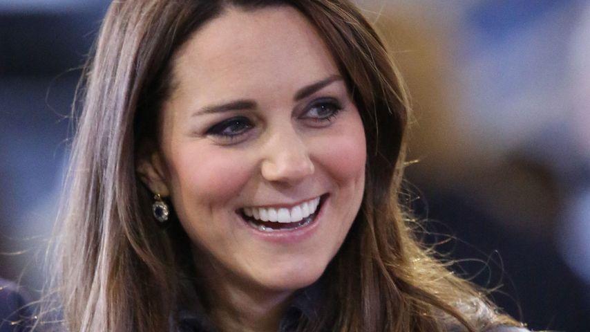 Herzogin Kate: Mit 36 will sie drei Kinder haben