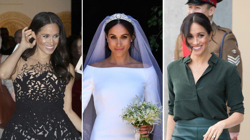 Erstes Jahr als Herzogin: Das waren Meghans beste Looks 2018