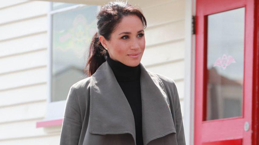 Herzogin Meghan im Oktober 2018 in Wellington