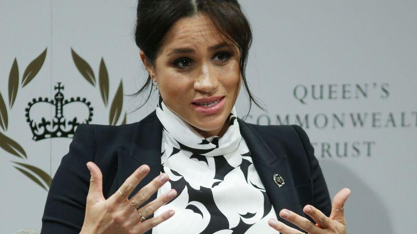 TV-Moderatorin glaubt, Meghan sei zu stark für die Royals