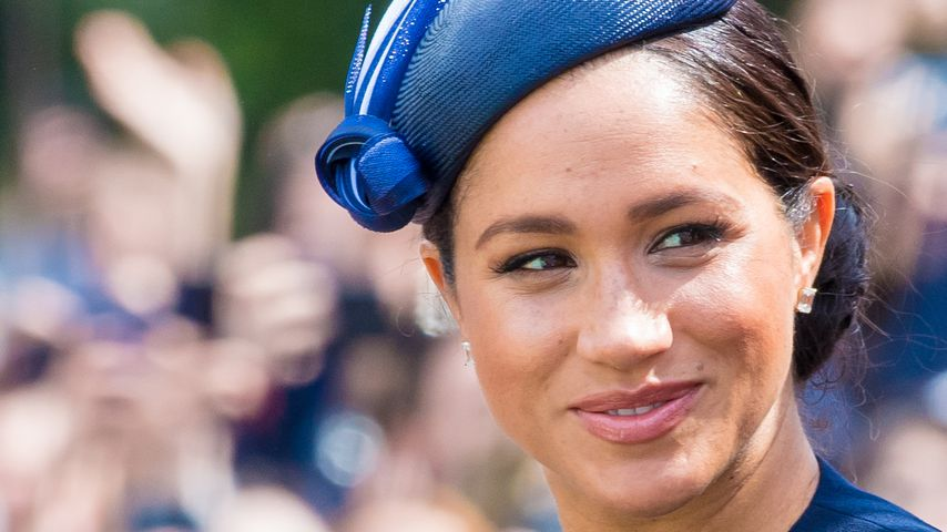 Herzogin Meghan im Juni 2019 in London