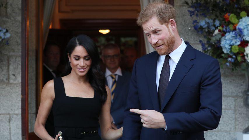 Wenn royales Baby kommt: Das ist Meghan & Harrys Namensidee!