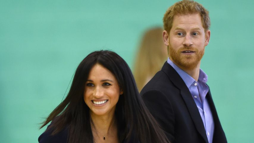 Endlich! Meghan & Harry besuchen erstmals ihre Grafschaft