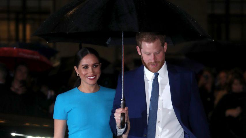 Herzogin Meghan und Prinz Harry bei den Endeavour Fund Awards 2020