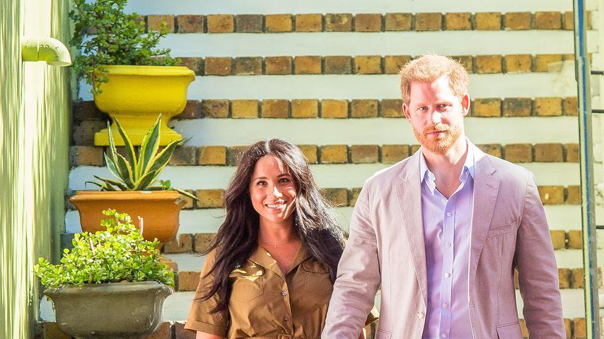 Herzogin Meghan und Prinz Harry in Südafrika