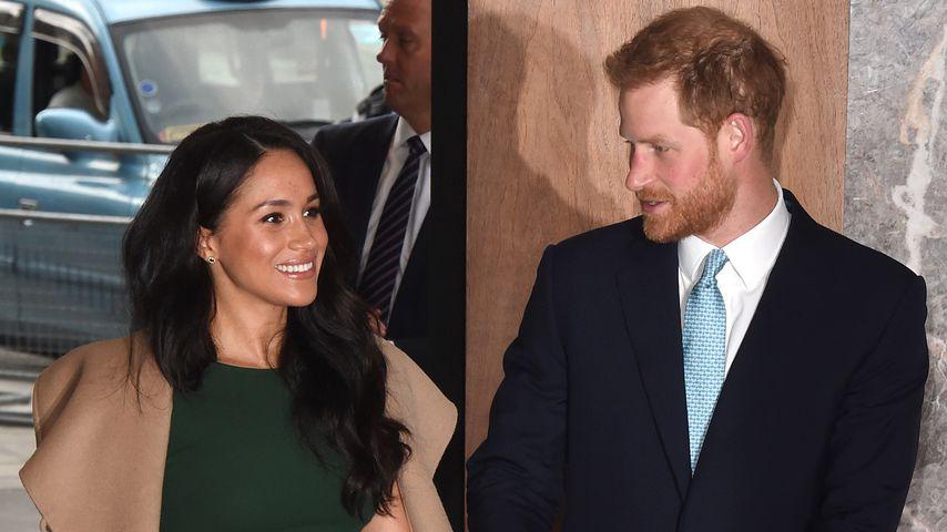 Sind Meghan und Harry der Royal Family wirklich peinlich?