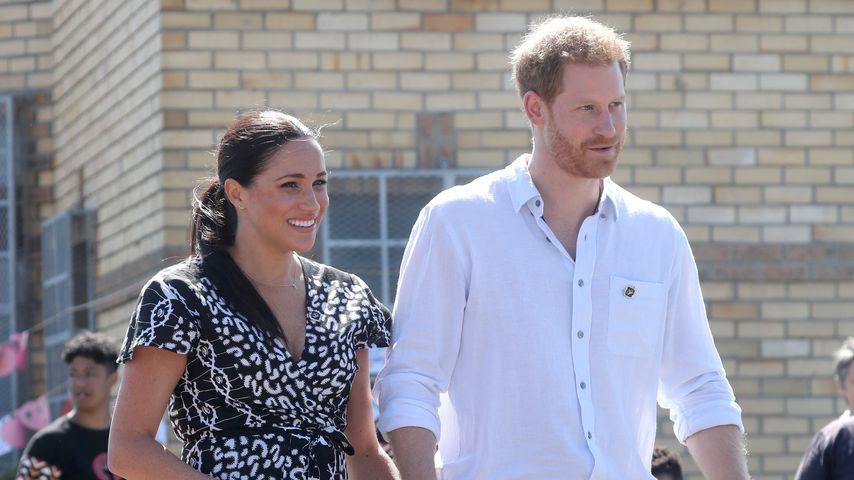 Herzogin Meghan und Prinz Harry im September 2019