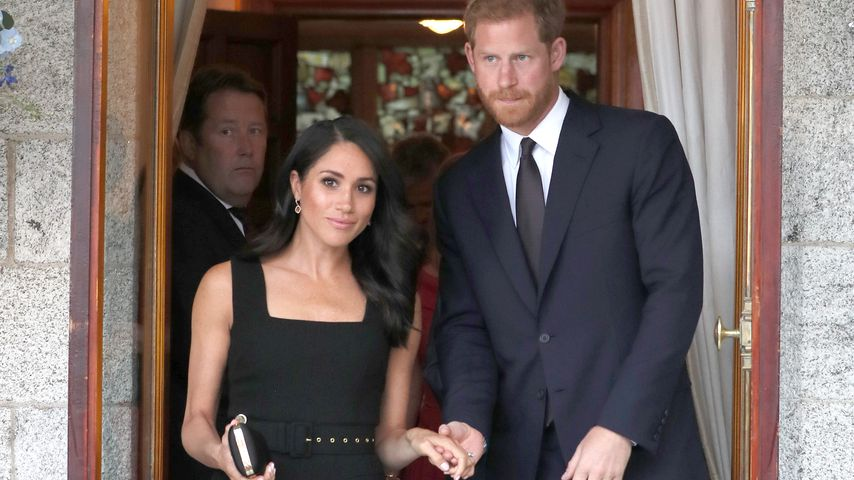 Sie haben keine Angst: Darum halten Meghan & Harry Händchen