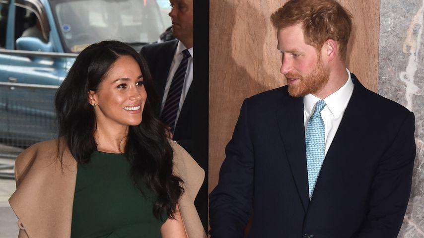Nicht Meghan, sondern Harry wollte kein Royal-Leben mehr