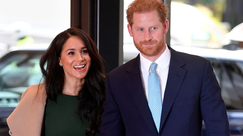 Bestätigt: Meghan und Harry feiern Weihnachten in den USA