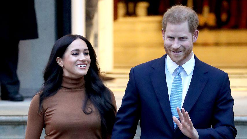 Nach Rückzug: Ziehen Harry und Meghan jetzt zu Mutter Doria?