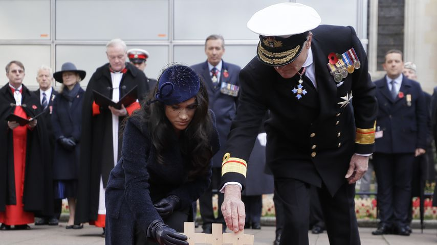 Herzogin Meghan und Prinz Harry im November 2019