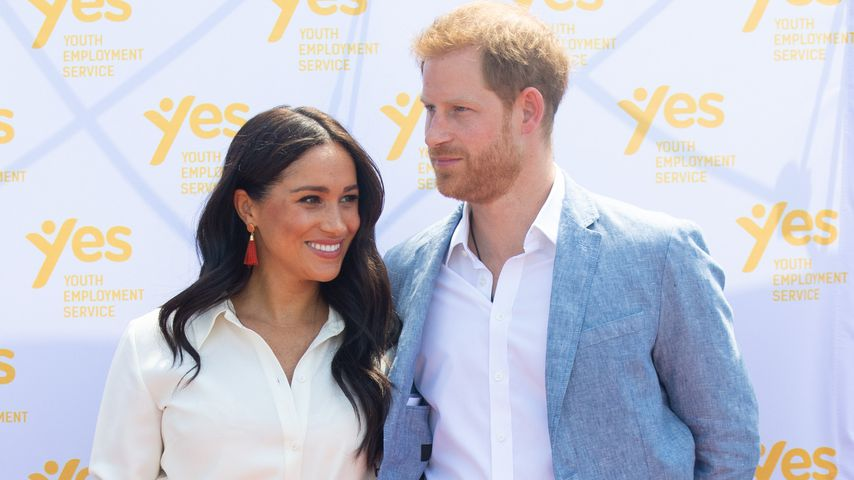 Nach kritischem Interview: Wollen Meghan & Harry Royal-Exit?