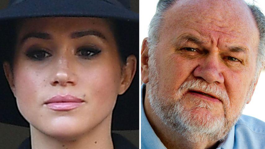 Herzogin Meghans Vater könnte vor Gericht gegen sie aussagen